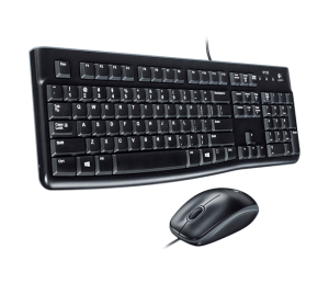 Logitech MK120 Wired Desktop Set USB US/INT