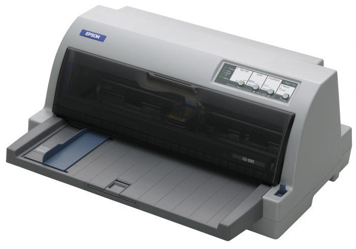 Epson LQ-690 24 Pin Dot Matrix Printer