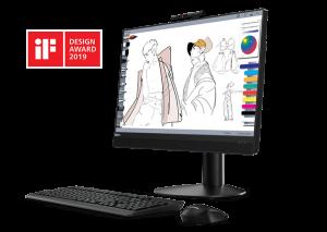 "Lenovo M920z 23.8"" FHD Multi-Touch"