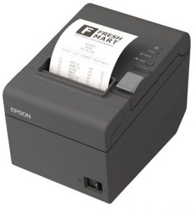 Epson POS receipt printer