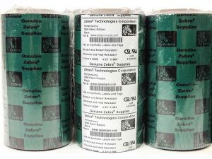 Zebra 05095BK11045 Thermal Transfer Ribbon
